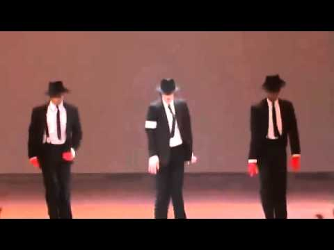 Can't Let Her Get Away' original choreography used for 'Dangerous