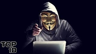 top 10 most dangerous hackers of all time