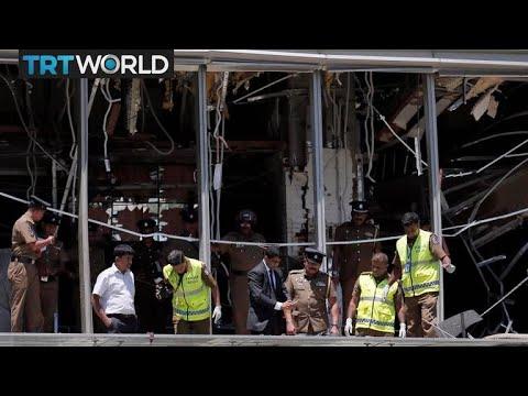 Breaking News: Multiple blasts at Sri Lankan churches, hotels