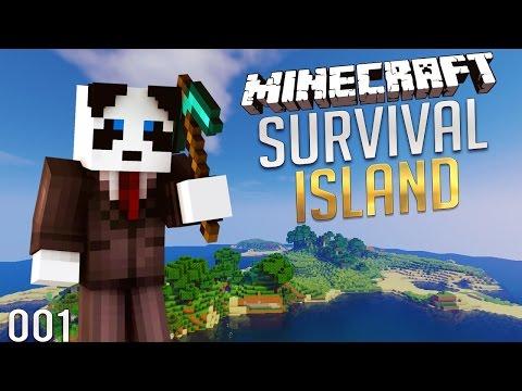 Minecraft Survival Island: Episode 1 - Best Seed Ever (Minecraft 1.12 Survival Island)