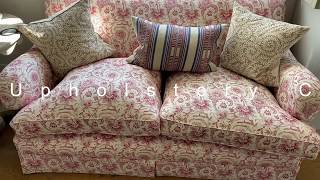 Sofa and Upholstery Cleaning in Cambridge