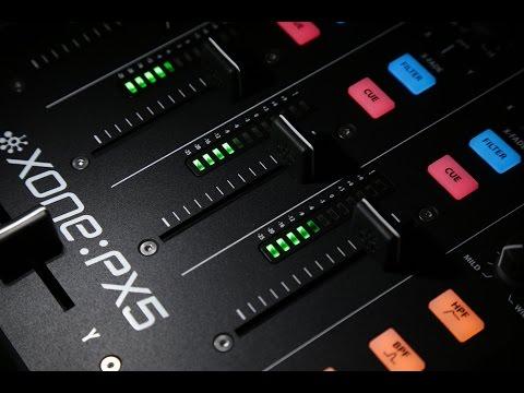 Xone:PX5 - DJ Performance Mixer