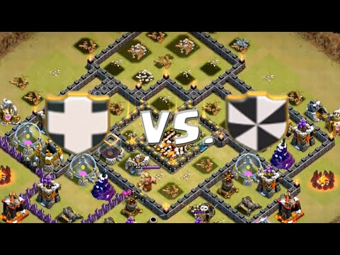 clash of clans high level clan wars final forum legion war youtube. Black Bedroom Furniture Sets. Home Design Ideas