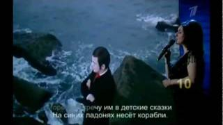 Муслим Магомаев HD Тамара Гвердцители Синяя Вечность