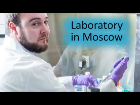 Medical Laboratory Moscow Medicatus Russia
