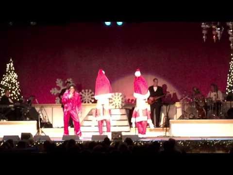 2014 Main Street musi hall Christmas show osage beach, mo
