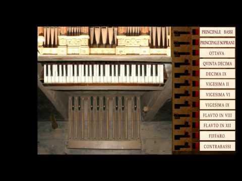 Ricercare1mi toni - Giovanni Pierluigi da Palestrina