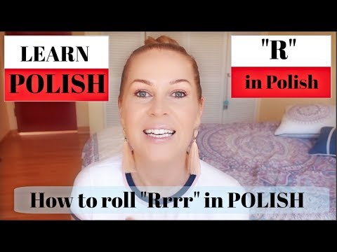 "HOW TO ROLL ""R"" IN POLISH // ItsEwelina"