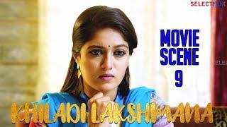 Movie Scene 9 - Khiladi Lakshmana (Lakshmana) - Hindi Dubbed Movie   Anup Revanna   Meghna Raj