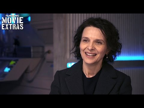 Ghost In The Shell  Onset visit with Juliette Binoche 'Dr. Quelet'