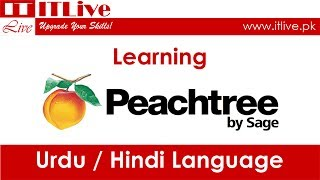 10/77 - Things to Consider Before Starting a New Company in Peachtree 2009 [Urdu / Hindi]