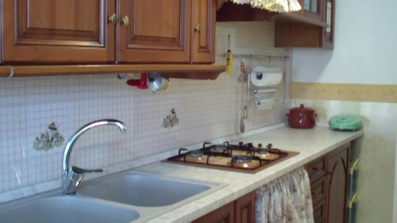 Come sostituire un piano cucina-HOW TO REPLACE A STOVE TOP - YouTube
