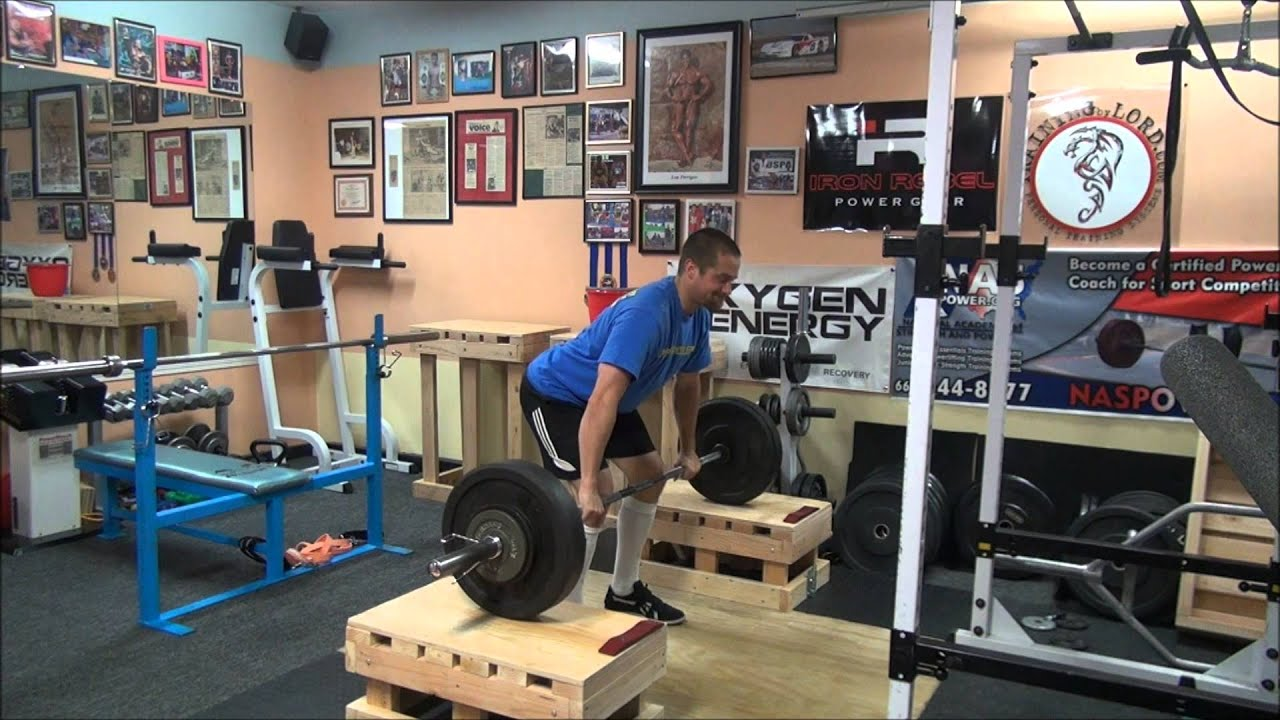 Image result for olympic lifting from blocks