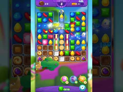 Candy Crush Friends Saga Level 1638