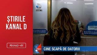 Stirile Kanal D (10.05.2019) - 600.000 de romani vor fi scutiti de plata contributiilor de ...