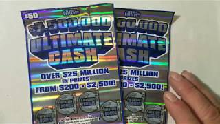 YES!!! TWO $50 ULTIMATE CASH! FAN MAIL EDITION!