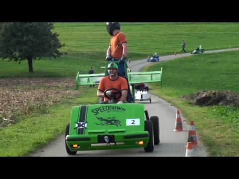 "Racing Kids - Soap Box Derby , Seifenkistenrennen ""Speeddown 2009 Wittinsburg"""