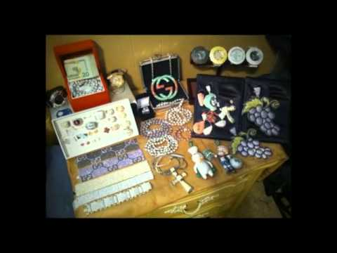 ALL THE CUSTOM LAB MADE JEWELRY WE HAVE MADE!!!!!! - YouTube