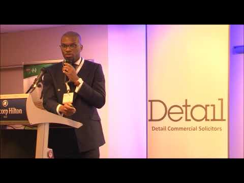 DETAIL Workshop on Off-Grid Solutions – Chinua Azubike, CEO, InfraCredit