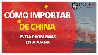 Quieres Importar Productos Chinos? Recomendaciones y Ejemplos
