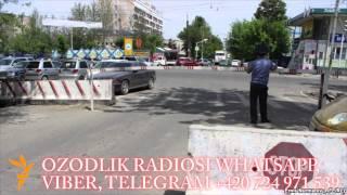 Uzbek Ўшда яна ваҳима тарқалди