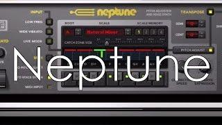 Afinación y efectos de voz con Neptune en Reason | Tutorial en español