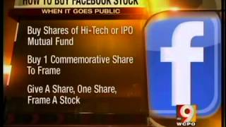 How to buy Facebook stock