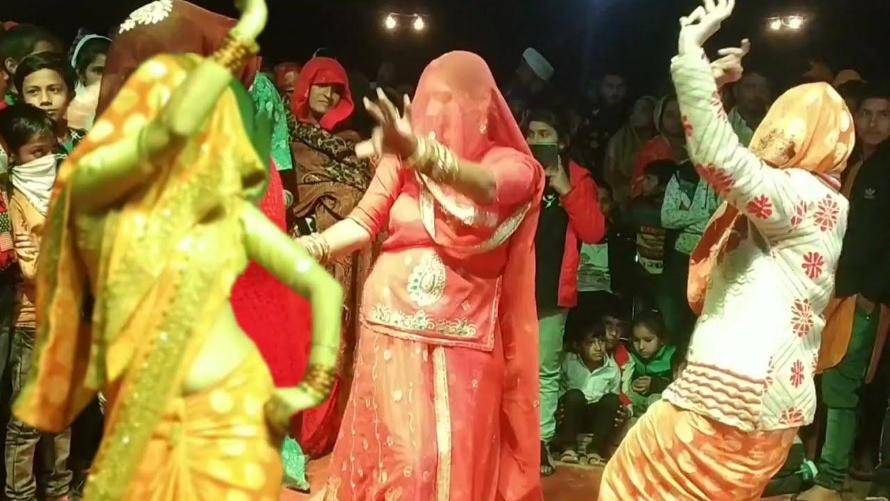 Teri lat lag jayegi - भरतपुर की इस बहु ने किया शानदार डांस Part 2 - Sapna Dance - Kasana Sangeet🔥🔥