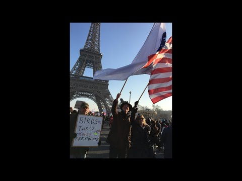 Look Back - March Forward - Women's March Global - Paris