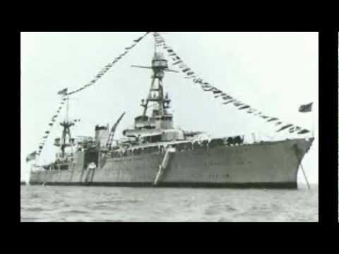Fire on the Water: USS Houston and HMAS Perth
