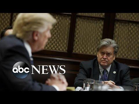 Bannon calls Donald Trump Jr.'s meeting with Russian lawyer 'treasonous' and 'unpatriotic'