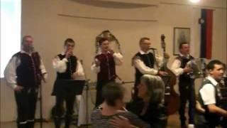 40.obletnica SKM Ingolstadt 15.10.2011, Ansambel Bitenc, Fantovski zbor iz Dobrove, Slovenija