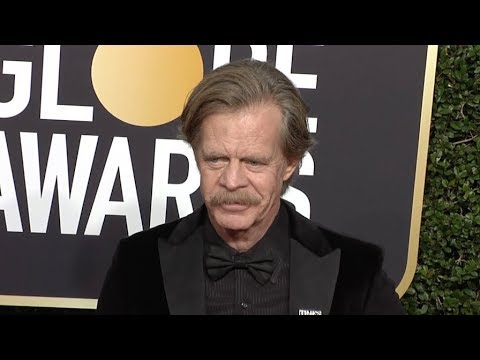 William H Macy, Edgar Ramirez and more at The 75th Annual Golden Globe Awards
