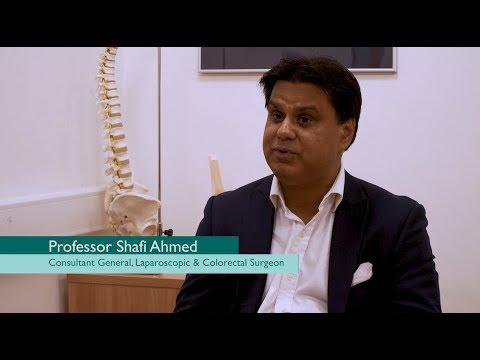Shafi Ahmed & Hitesh Patel use the Microsoft HoloLens in surgery   BMI Healthcare