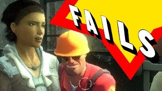 Half Life Fortress 2 [Skashi, Dungeony & Nic]