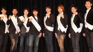 2013ミス・ユニバース・ジャパン(MUJ)」のファイナリスト発表会が12月...