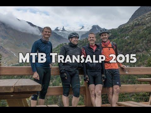 MTB Transalp 2015: Von Davos Nach Bozen