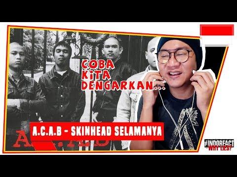 ACAB - SKINHEAD SELAMANYA #INDOREACT