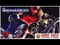 Game Over: The Ninja Warriors (Super NES & Arcade) - Defunct Games