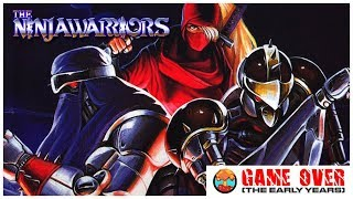 Game Over: The Ninja Warriors (Super NES & Arcade) - Defunct Games
