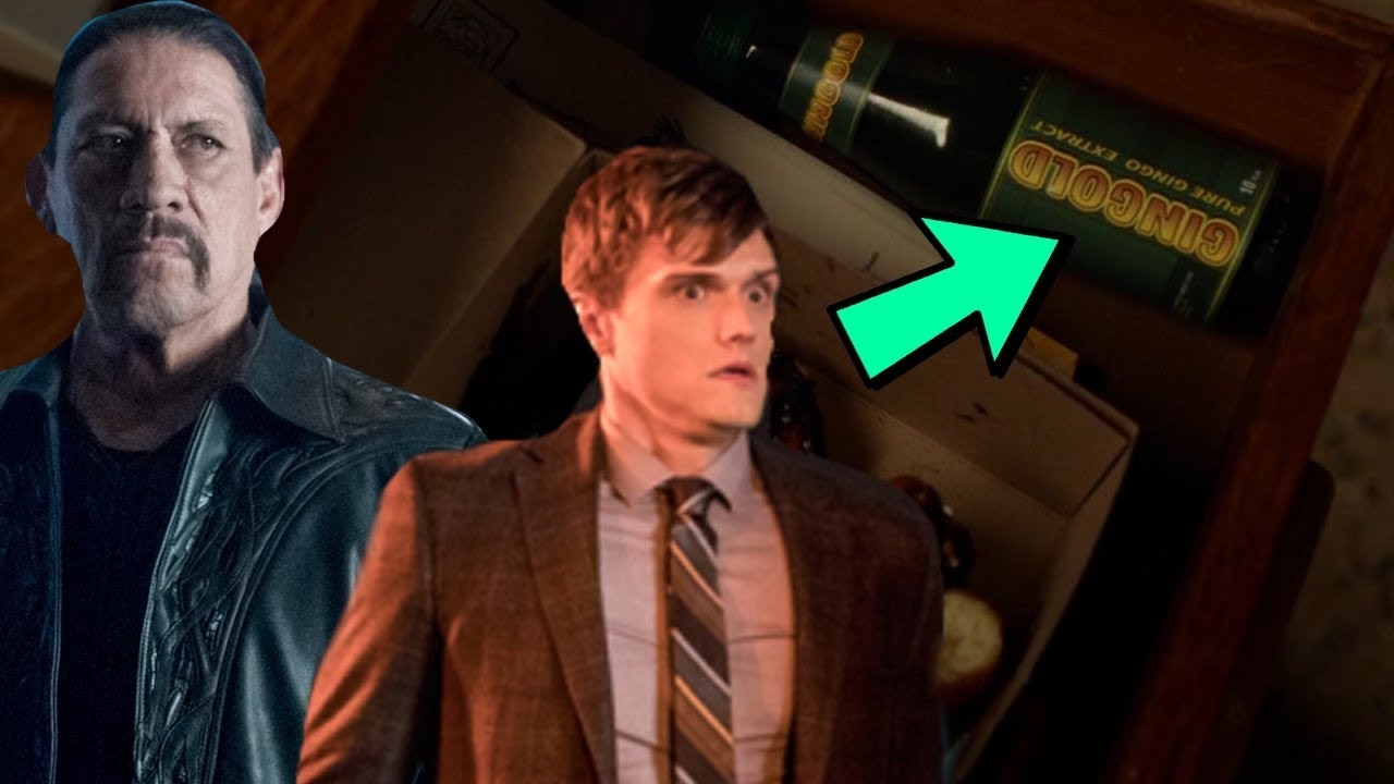 Was Elongated Man Really On The Bus And Earth 19 Invaders The