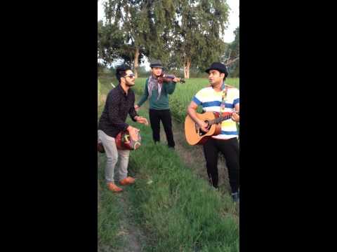 Saptak Factory-- Ghul Mil Launda (Cover Unplugged).