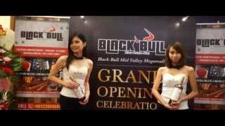 Black Bull Mid Valley Megamall Grand Opening Celebration 2014