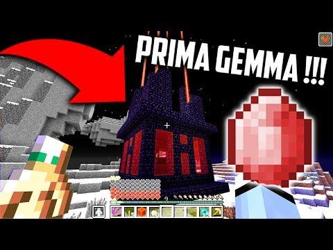 ABBIAMO TROVATO LA PRIMA GEMMA !!! (VENOM SEED) - MINECRAFT ITA