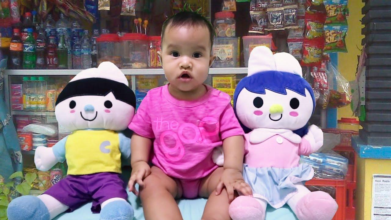 Nasib Cian dan Cican Nongkrong di Warung!