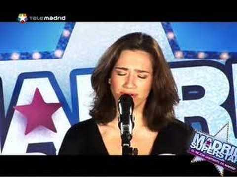 María López en Madrid Superstar