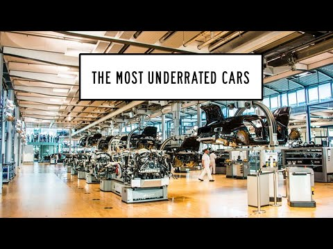 The Most Underrated Cars: Window Shop with Car and Driver