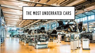 homepage tile video photo for The Most Underrated Cars: Window Shop with Car and Driver