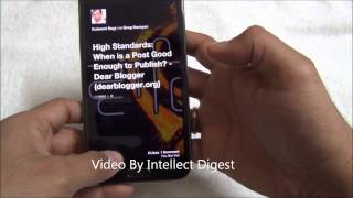 Facebook Home Review And Features By Intellect Digest