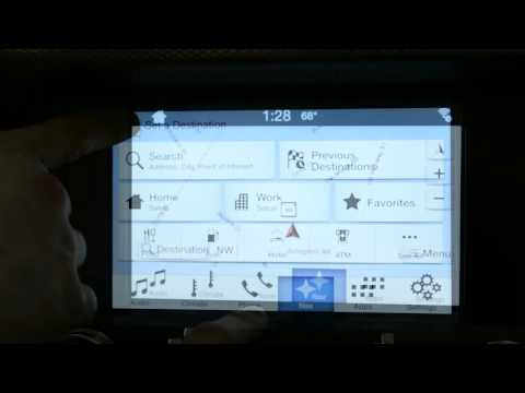 How To Use Ford's Sync 3 Navigation System | Informational Ford Videos | Ford Trucks, Cars, & SUVs